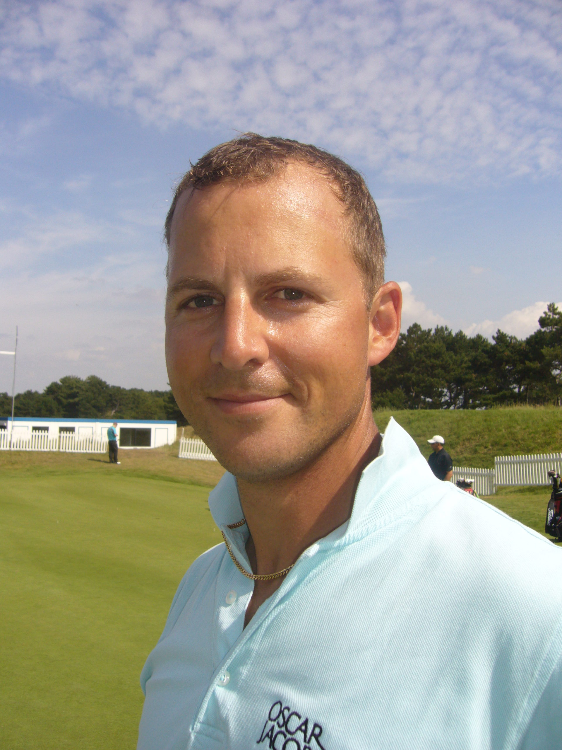 Swedish professional golfers
