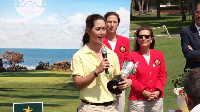 List of Spain women golf players