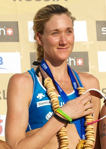 Kerri Walsh Jennings Biography