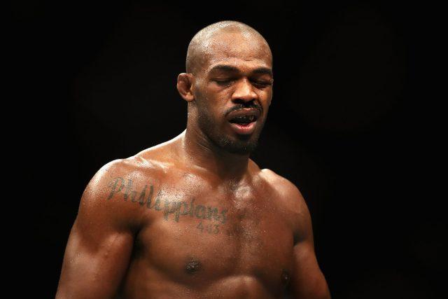 Disagreement with the UFC jonathan Dwight Jones