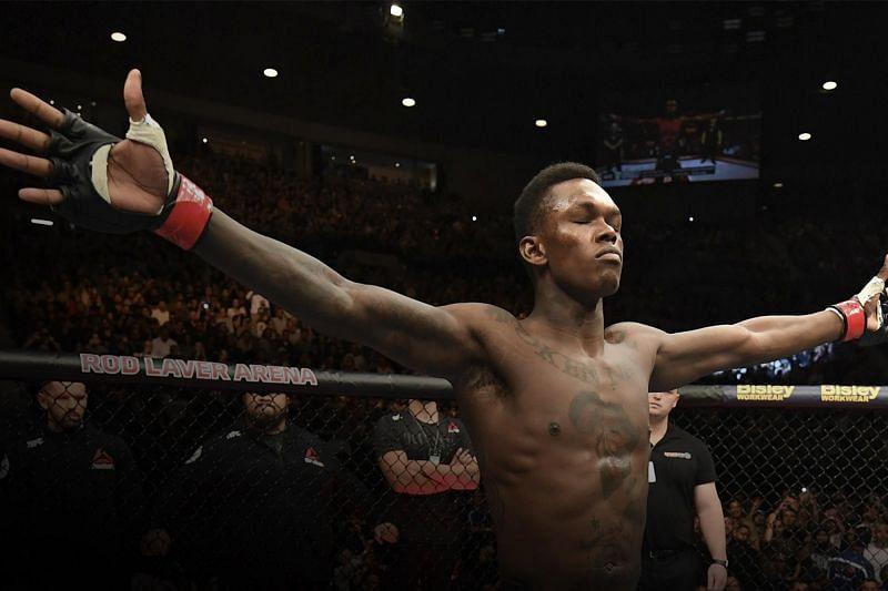 Israel Adesanya BiographyIsrael Adesanya UFC Middleweight Championship