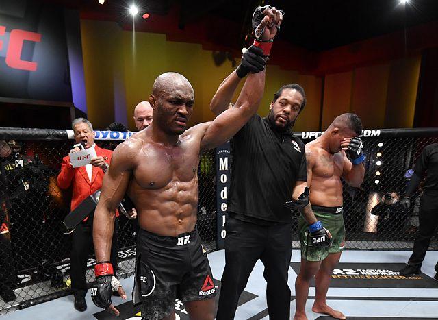 """Kamarudeen""""Kamaru"""" Usaman """"The Nigerian Nightmare"""" Mixed Martial Arts Career"""