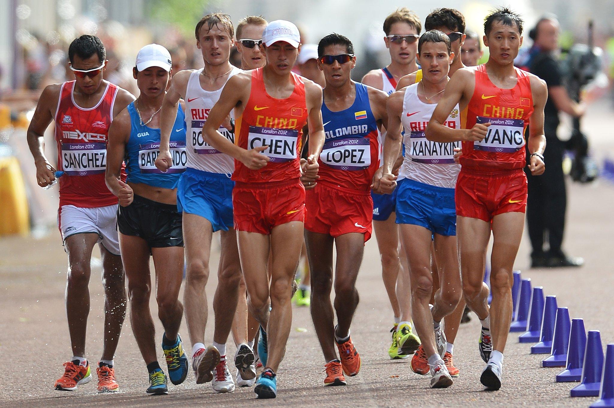 Race Walking