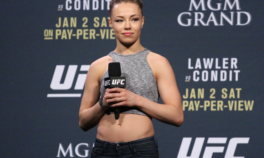 Rose Gertrude Namajunas Biography | Fights | MMA Career | Family | Personal Life