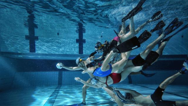Underwater Football