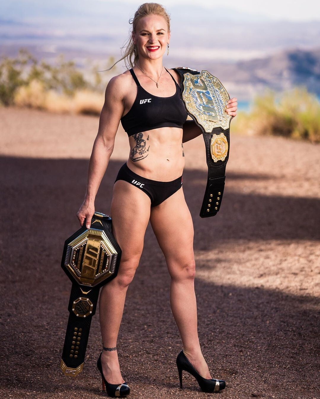 Valentina Anatolievna Shevchenko UFC Women's Flyweight Championship