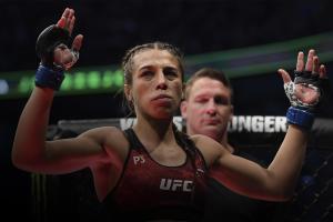 joanna jedrzejczyk UFC Women's Strawweight Championship