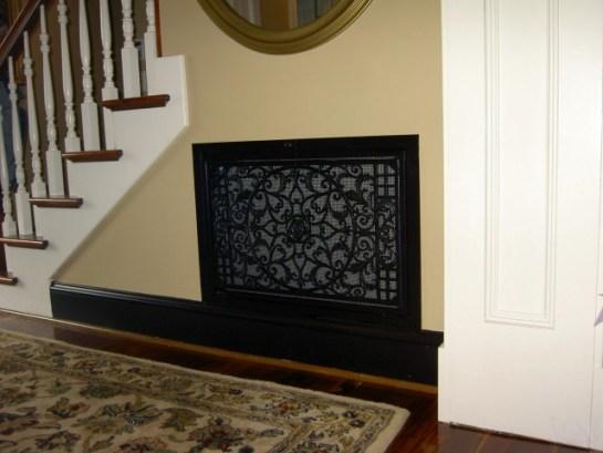 Horizontal Glory Panel in Black