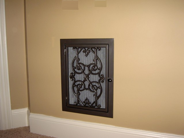 Victorian in Pewter
