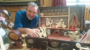 Bob Iles of Fandangle Crafts