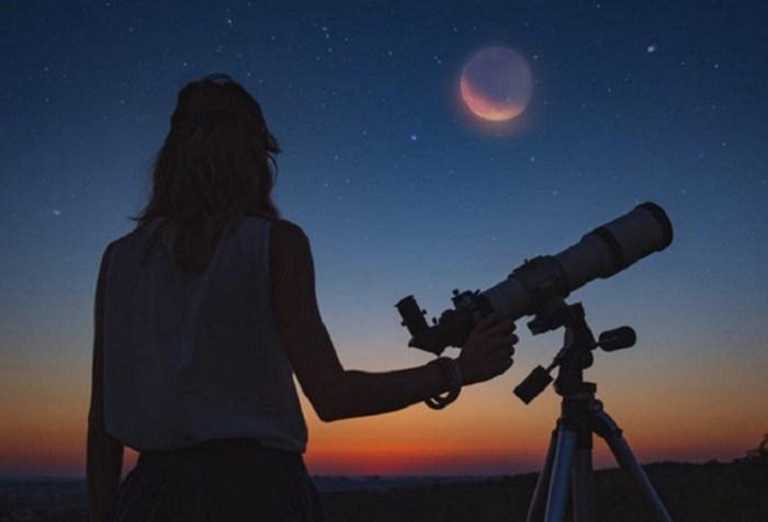 telescopio para ver planetas