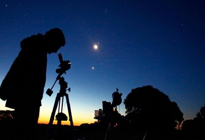 ¿Cómo funcionan los telescopios?