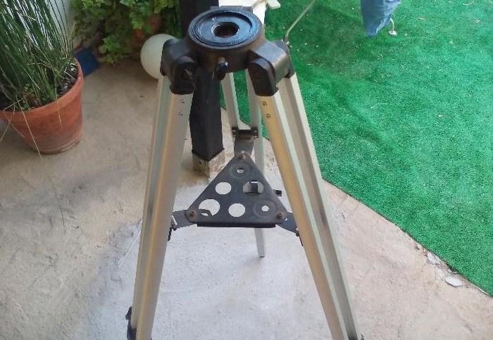 Trípodes para telescopios