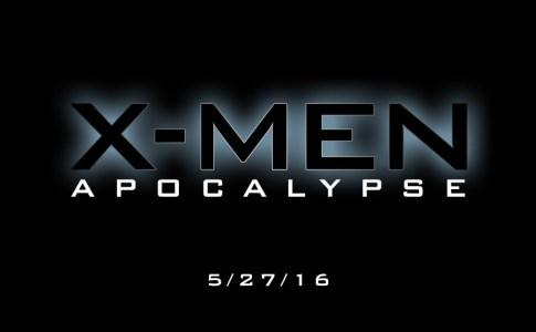 X- Men Apocalypyse