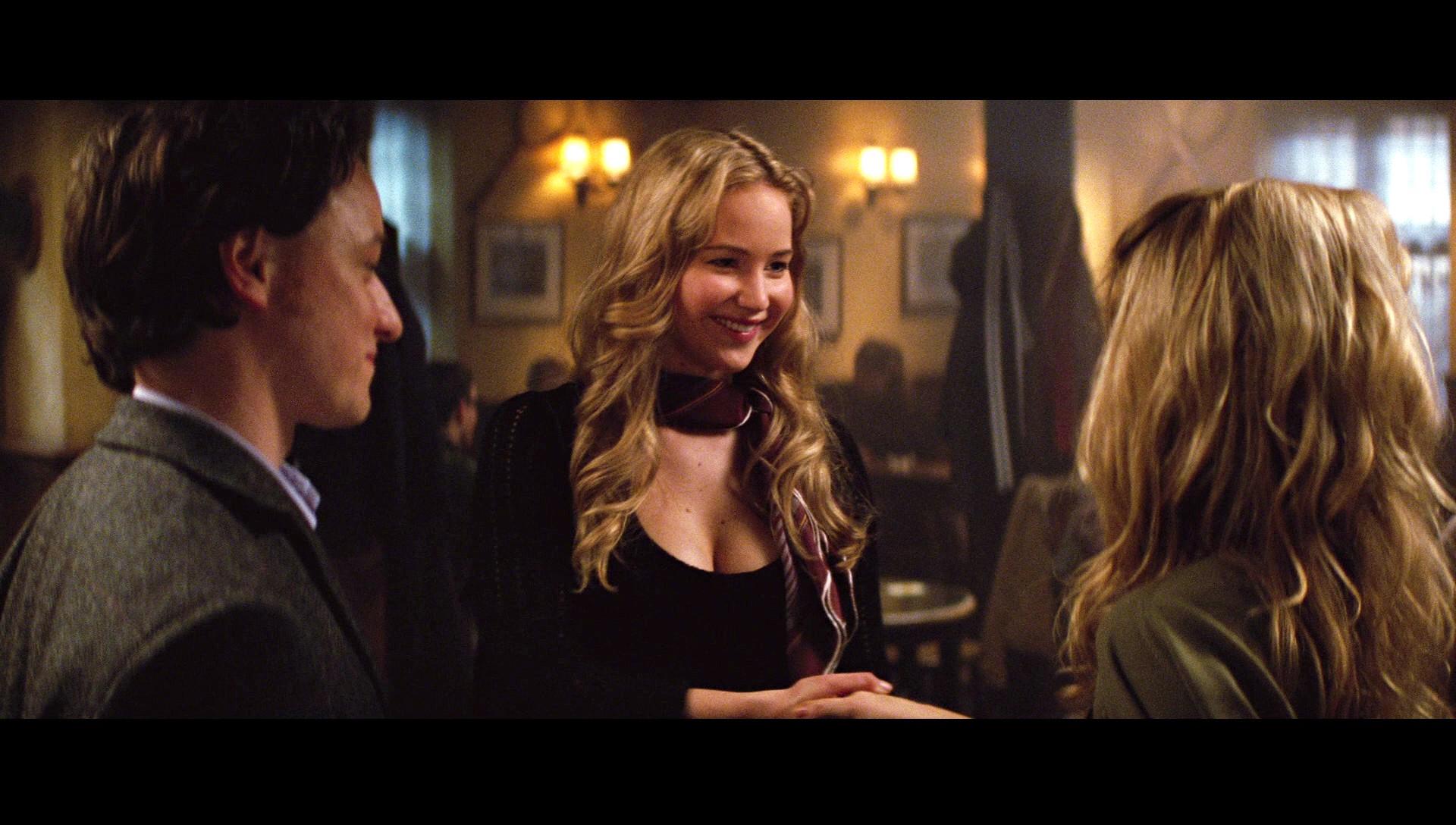 X Men First Class Jennifer Lawrence X Marks the Spot - FAN...