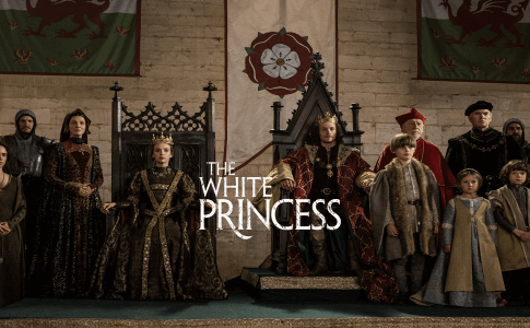 The White Princess - Old Curses