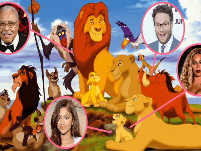 Lion King Cast Revealed