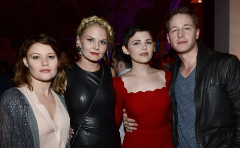 Once Upon A Time stars de Ravin, Morrison, Goodwin, and Dallas attend SDCC 2014
