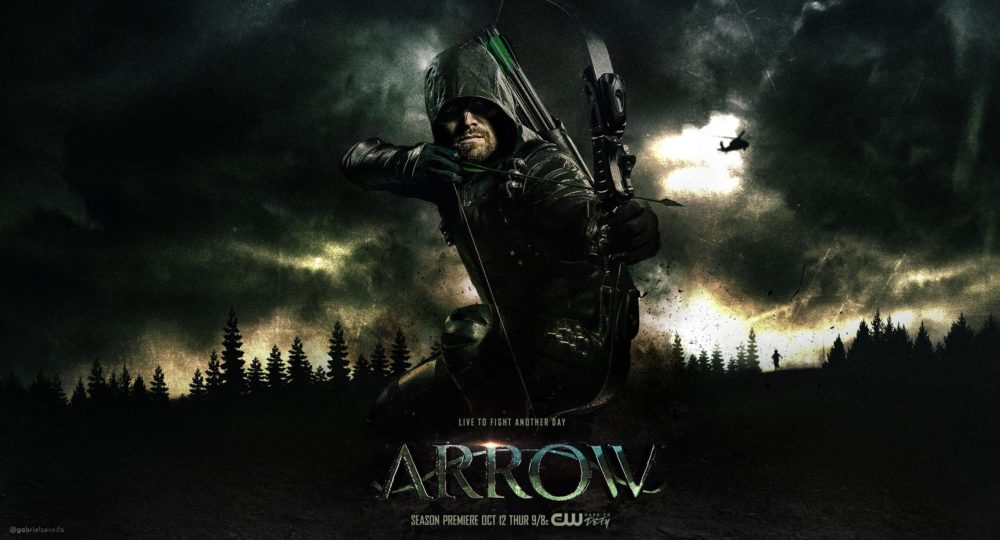 Arrow - The Demon