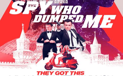 The Spy Who Dumped Me - New Trailer- Sam Heughan