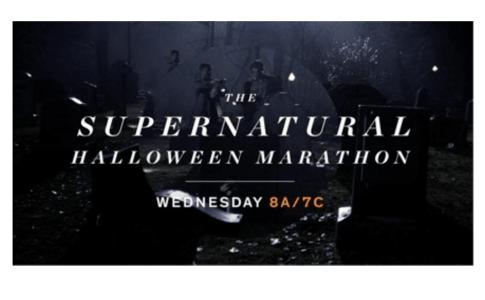 Supernatural Marathon