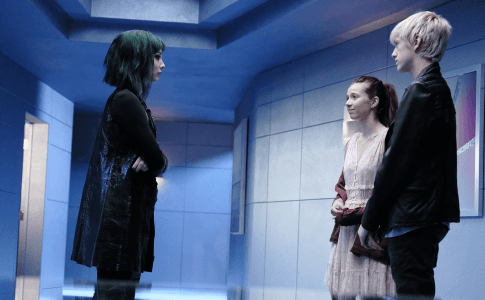 The Gifted--afterMath--Emma Dumont--Percy Hynes White--Anjelica Bette Fellini--1000x600