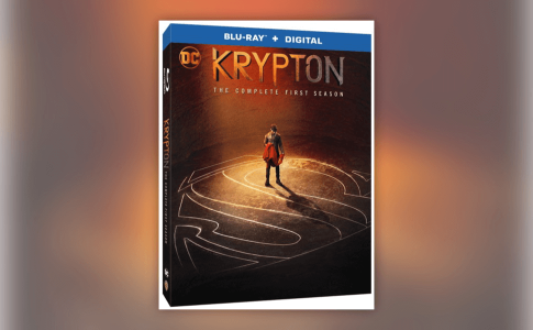 Krypton - The Complete First Season