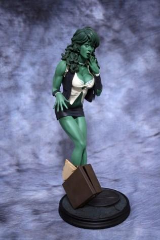 Adam Hughes She-Hulk Comiquette 001