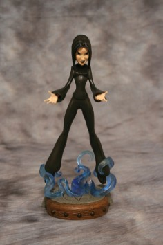 Buffy Dark Willow Tooned Up Maquette 001