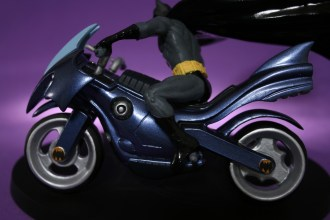 DC Superhero Figurines Batcycle 007