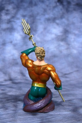 Heroes of DC Aquaman Bust 004