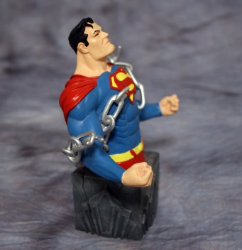 Heroes of DC Superman Bust 004