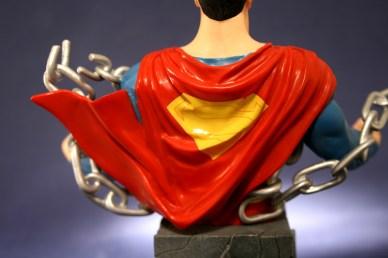 Heroes of DC Superman Bust 007