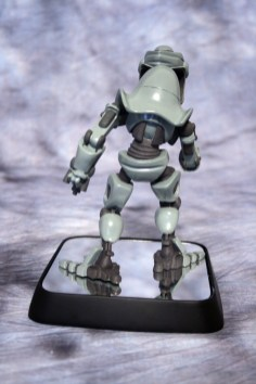 Little Frakkin Toasters Cylon Centurion Maquette 003