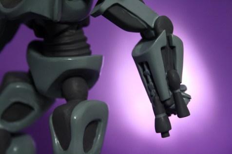 Little Frakkin Toasters Cylon Centurion Maquette 006