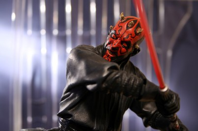 Star Wars Duel of the Fates Diorama Statue 010