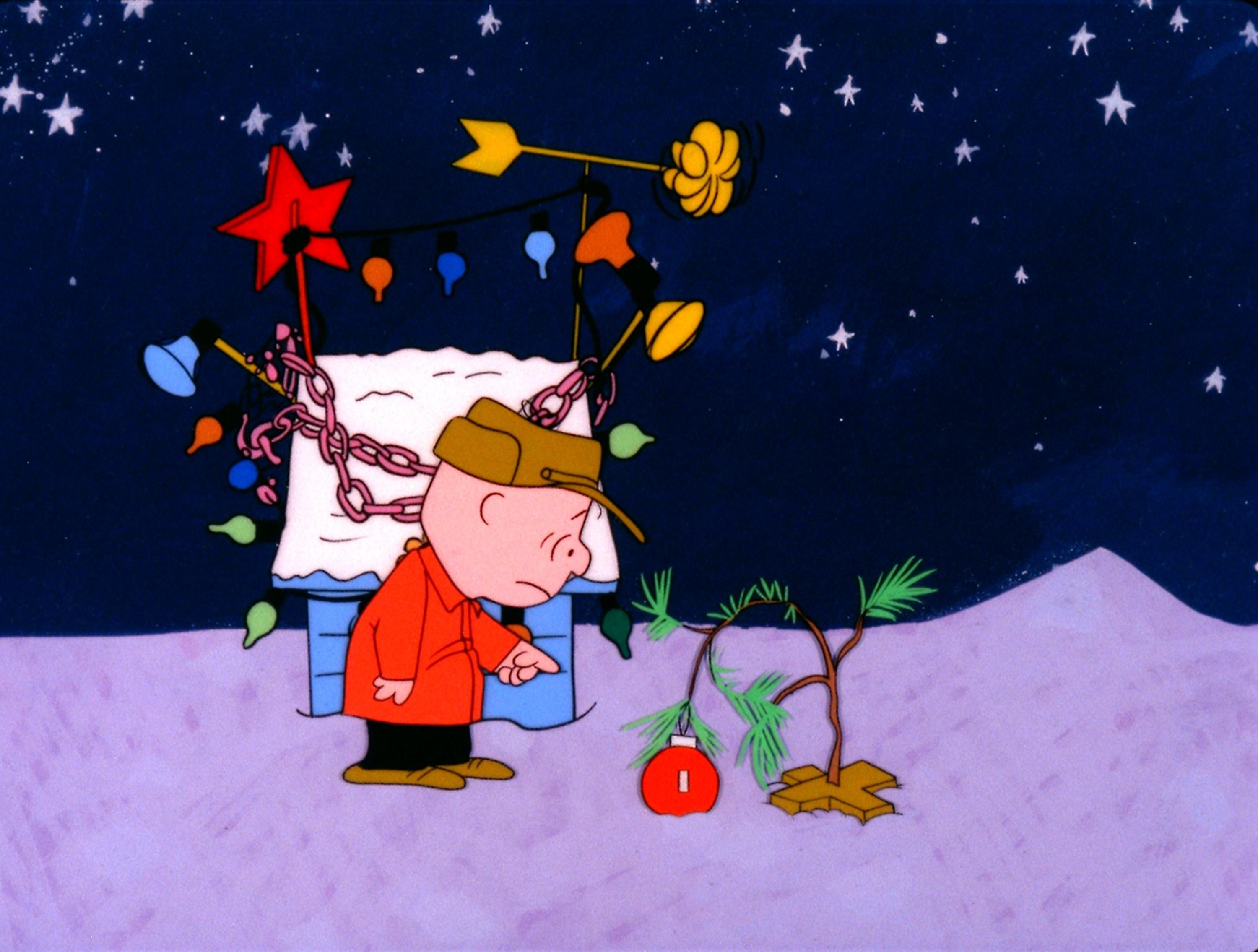What is the meaning of Christmas, Charlie Brown? -