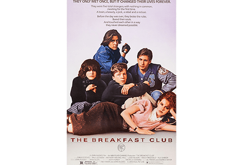 Press Rewind – The Breakfast Club