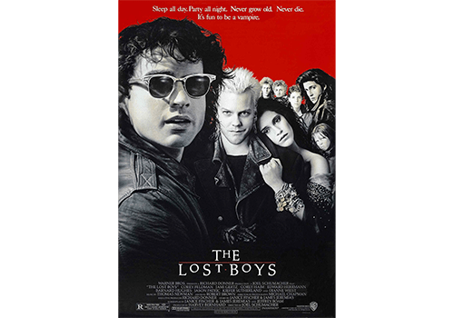 Press Rewind: The Lost Boys