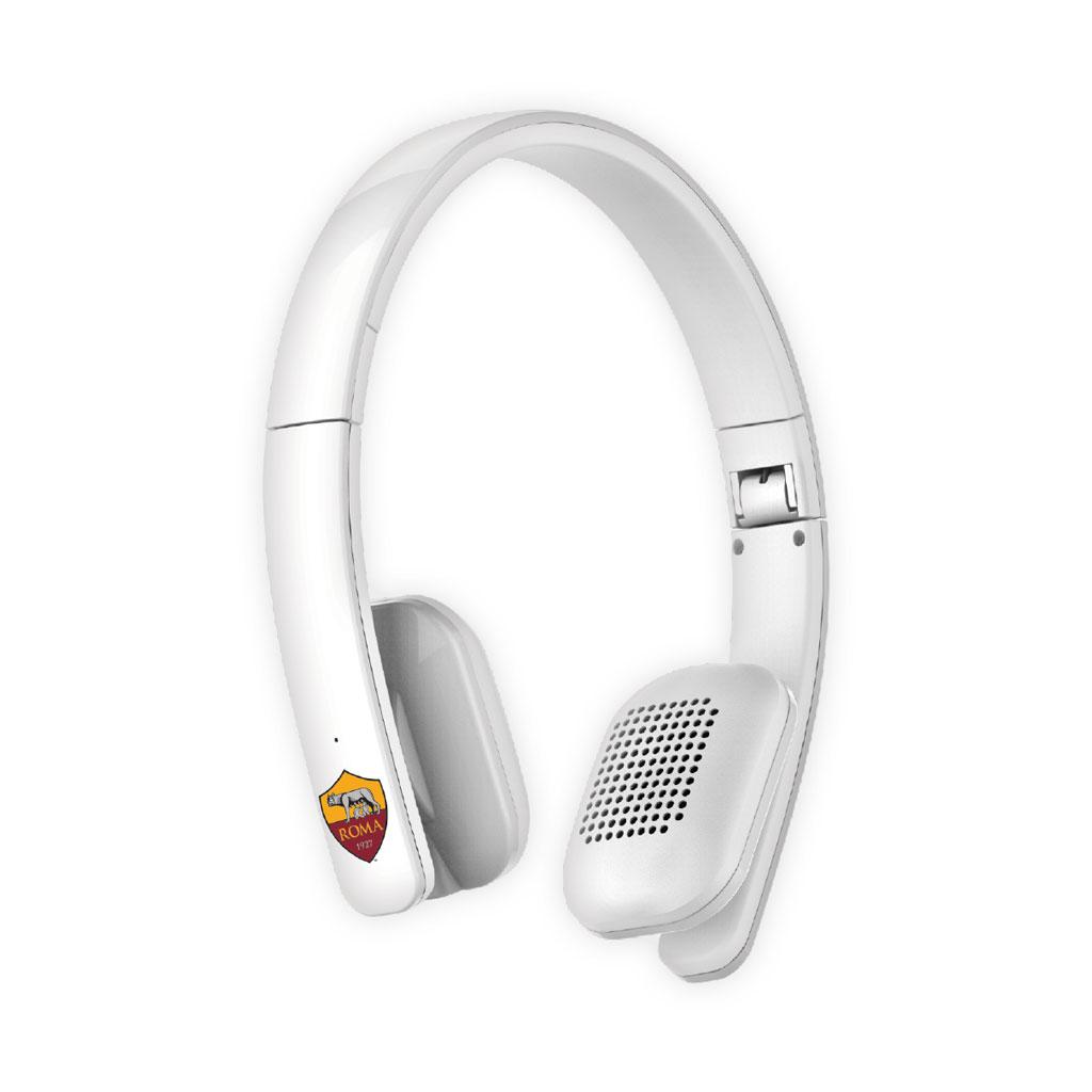AS Roma Bluetooth headphones