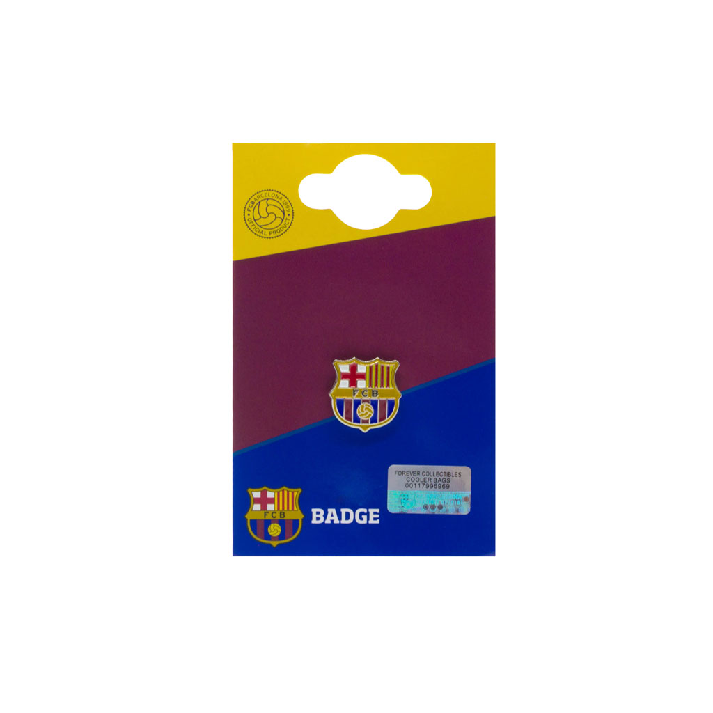 Barcelona FC pin badge