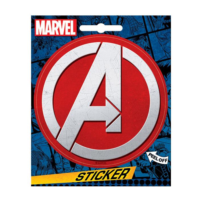 Avengers Logo Sticker