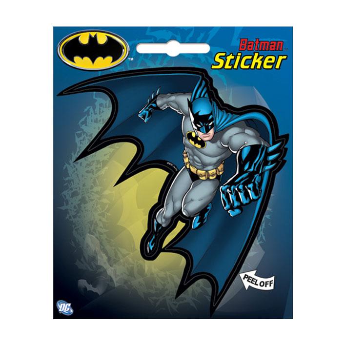 Batman Character Sticker