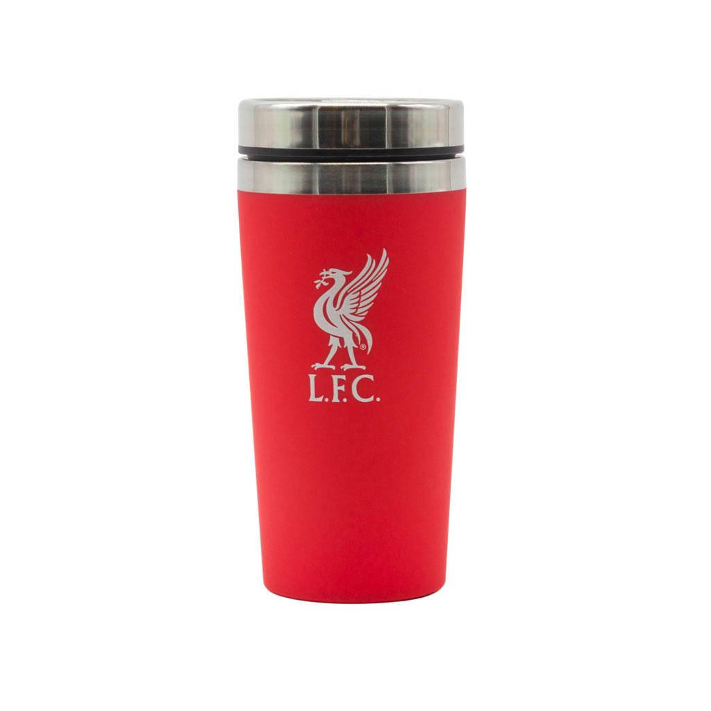 Liverpool Handless Aluminium Travel Mug