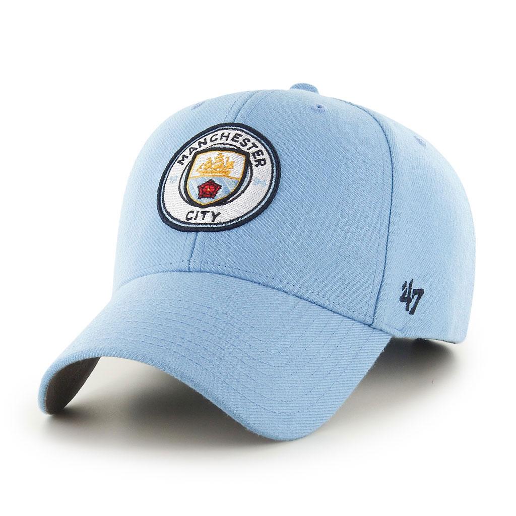 Manchester City EPL 47 MVP Cap