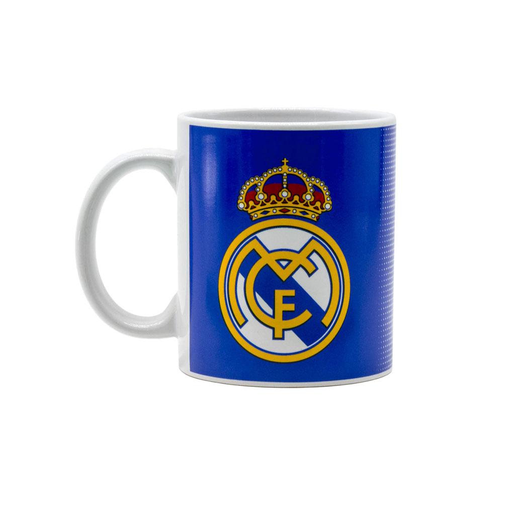 Real Madrid Halftone Mug