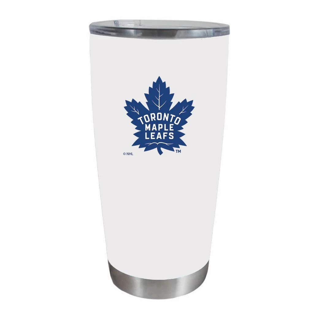 Toronto Maple Leafs 20oz Boss White Travel Mug