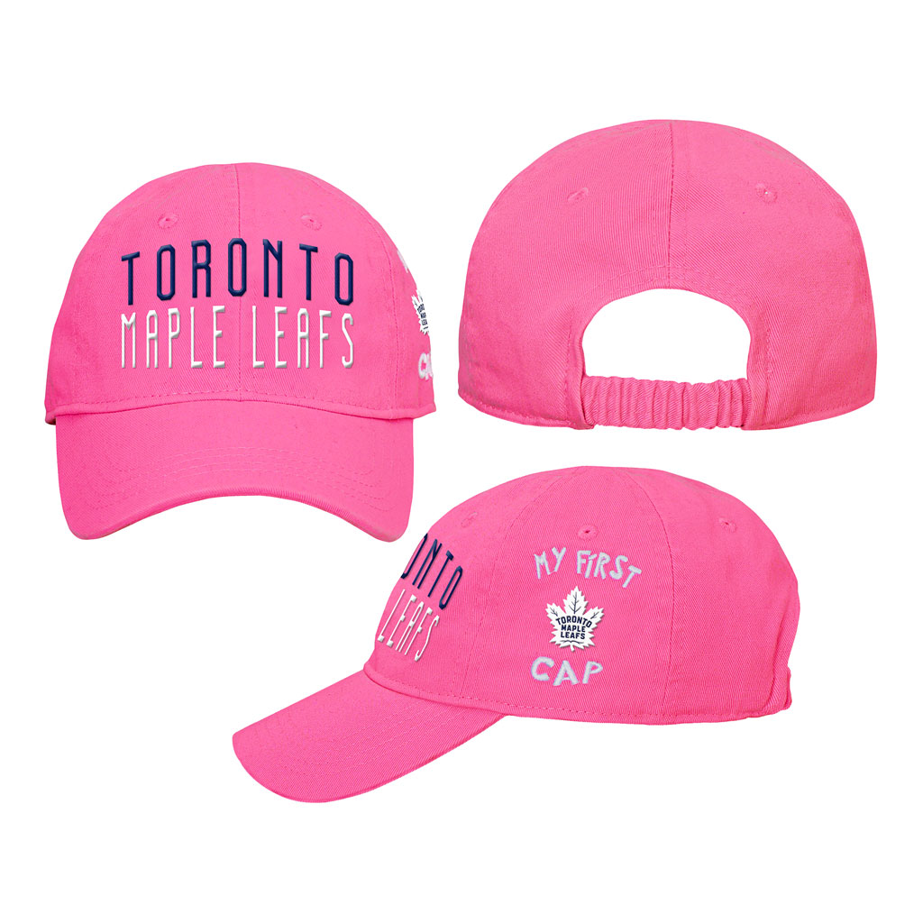Toronto Maple Leafs My First Slouch cap - Girls Cap Infant
