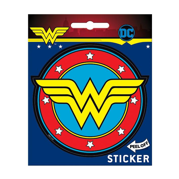 Wonder Women Logo Sticker
