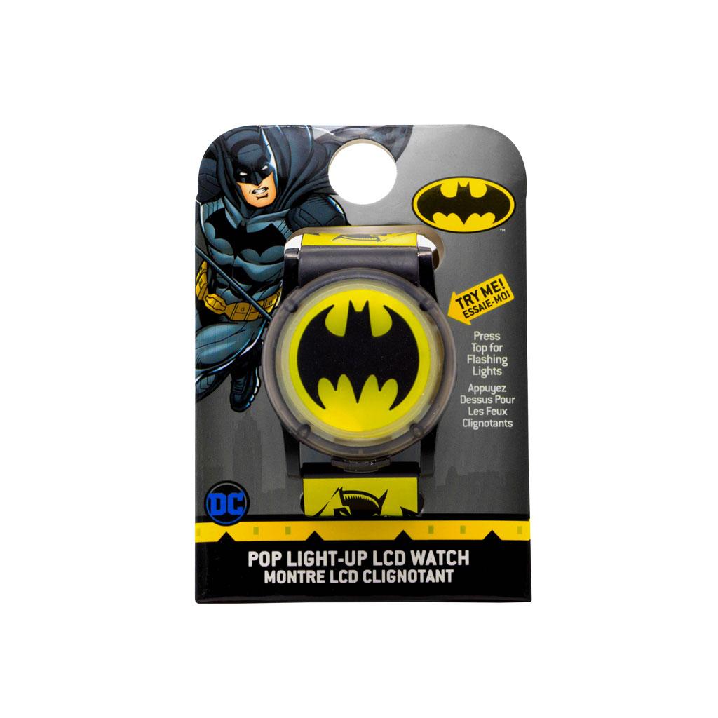 Batman Light-Up Kids Watch